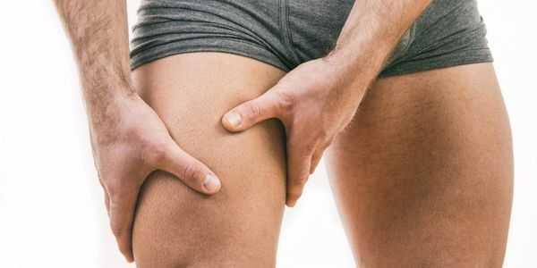 tensão muscular abdominal e cãibras por espasmo