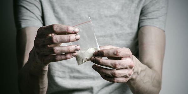 teste de cocaína detecção de urina cabelo saliva suor