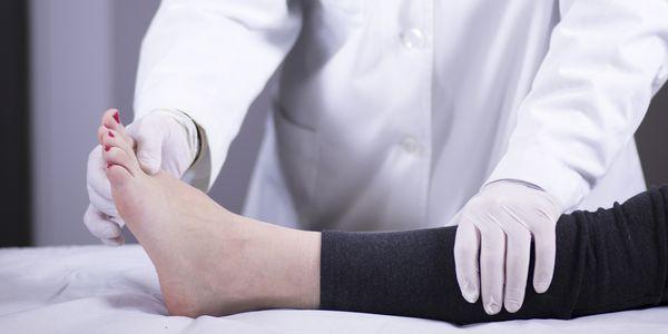 ulceras na ulceração diabética venosa arterial crônica da perna