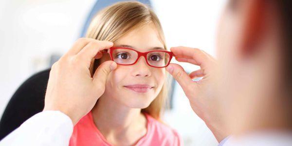 visão míope miopia e miopia em adultos e crianças